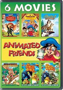 Animated Friends 6-Movie Collection
