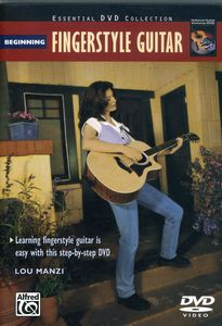 Comp Fingerstyle Guitar Method: Beginning