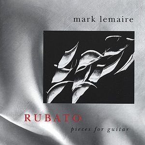 Rubato-Pieces for Guitar