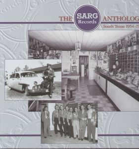 Sarg Records Story /  Various