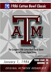 1986 Cotton Bowl: Texas A&M Classics
