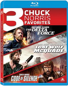 Delta Force /  Lone Wolf McQuade /  Code of Silence