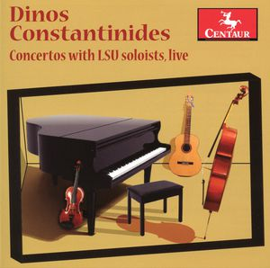 Concertos with Lsu Soloists Live