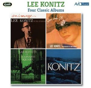 Image /  You & Lee /  in Harvard Square/ Konitz
