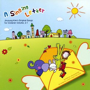 Singing Letter: Songs for Children 2-1