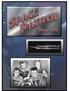Space Patrol TV Show 4