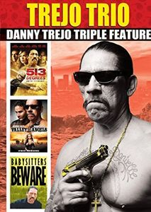 Trejo Trio - Danny Trejo Triple Feature