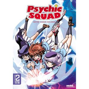 Psychic Squad Collection 2