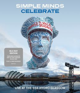 Celebrate-Live from the Sse Hydro Glasgow [Import]