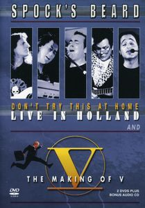 Don't Try This Home: Live /  Making of V