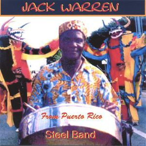 Jack Warren Steel Band from Puerto Rico