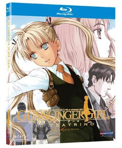 Gunslinger Girl Season 2: II Teatrino