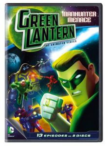 Green Lantern: Animated Show - Manhunter Menace