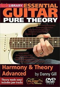Essential Guitar Pure Theory: Harmony Theory Advc