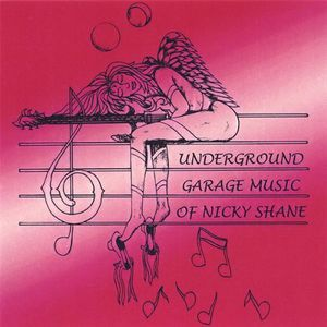 Underground Garage Music of Nicky Shane