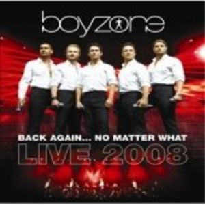 Back Again No Matter What Live 2008 [Import]