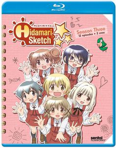 Hidamari Sketch: Hoshimittsu 3 Complete Collection