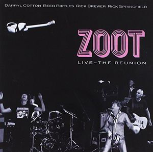 ZOOT LIVE: THE REUNION [Import]