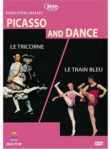 Picasso & Dance & Le Train Bleu & Le Tricorne