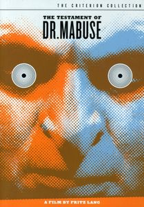 Testament of Dr Mabuse (Criterion Collection)