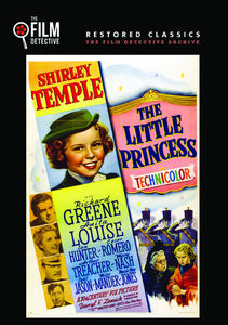 The Little Princess (The Film Detective Restored Version)
