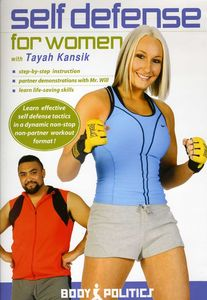 Self Defense for Women with Tayah Kansik