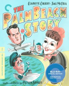 Palm Beach Story (Criterion Collection)