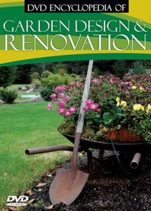DVD Encyclopedia of: Garden Design & Renovation