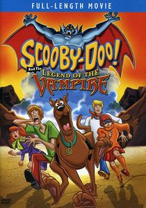 Scooby Doo & Legend of Vampire