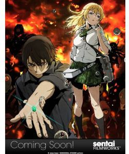 Btooom Complete Collection