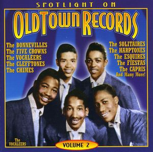 Spotlite on Old Town Records 2 /  Various