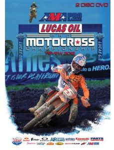 Ama Motocross Review 2012 /  Various