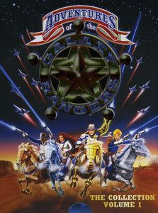 Adventures of the Galaxy Rangers Collection 1