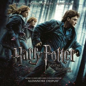 Harry Potter & Deathly Hallows Part 1 (Original Soundtrack) [Import]