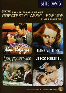 TCM Greatest Classic Legends Film Collection: Bette Davis