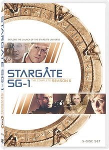 Stargate SG-1: The Complete Season 06