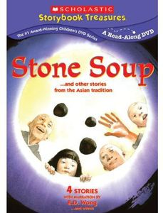 Stone Soup & Other Stories from Asian Tradition