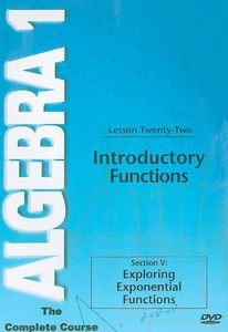 Introductory Functions