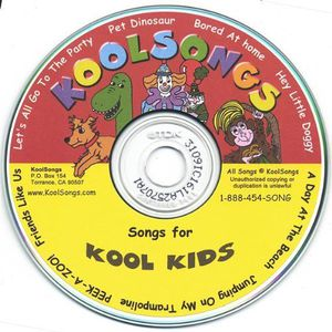 Koolsongs : Songs for Kool Kids
