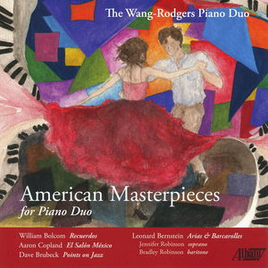 American Masterpieces for Piano Duo
