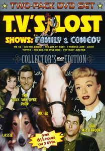 TV's Lost Episodes Family Comedy Collector's Edit