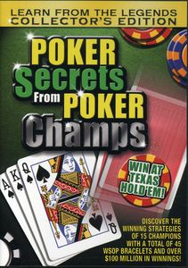 Poker Secrets from Poker Champs [Import]