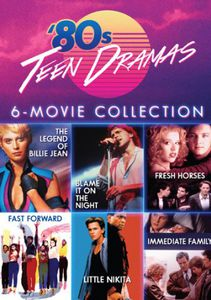 80s Teen Dramas - 6 Movie Set
