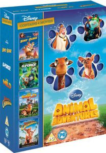 Disney Animal Adventures-Wild/ Basil the Great Mous