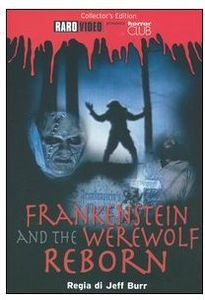 Frankenstein & the Werewolf