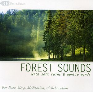 Forest Sounds with Soft Rains & Gentle Winds