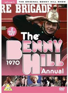 Benny Hill Annual-1970