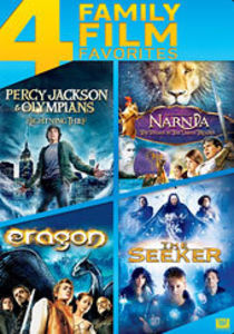 Percy Jackson: Lightning Thief /  Voyage of Dawn