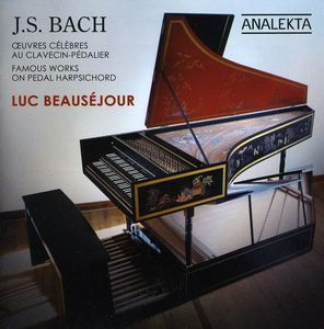 Famous Works on Pedal Harpsichord
