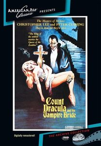 Count Dracula & His Vampire Bride